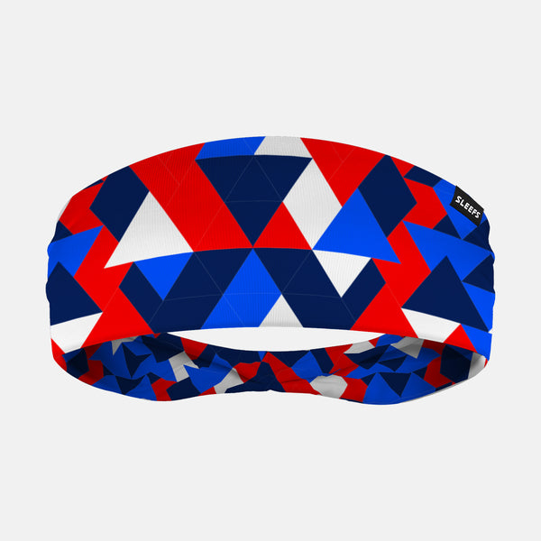 Trigons USA Flag Headband