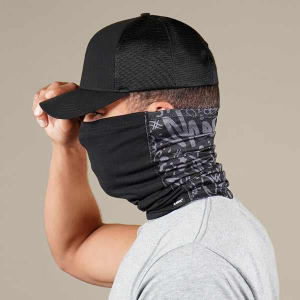 Tactical Sleefs Graffiti Dry Fit / Cotton Neck Gaiter