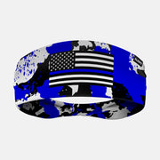 Thin Blue Line Corrosive Headband