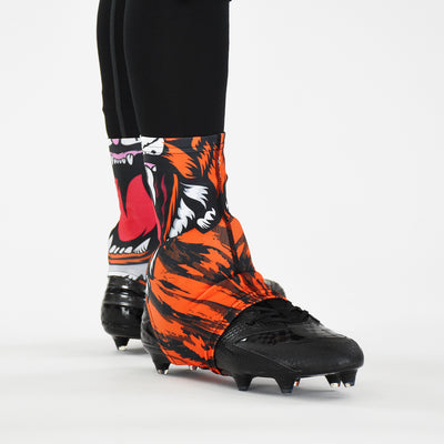 Tiger Mask Spats / Cleat Covers