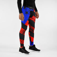 American Clutch compression tights / leggings