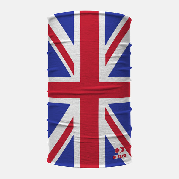 United Kingdom Flag Neck Gaiter