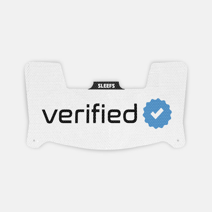 Verified Visor Skin