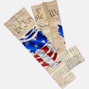 We the People Ripped Arm sleeve