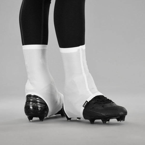 3f680c7b38c4 Basic White Spats   Cleat Covers ...