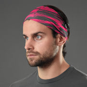 Tryton Ultra Metal Pink Headband