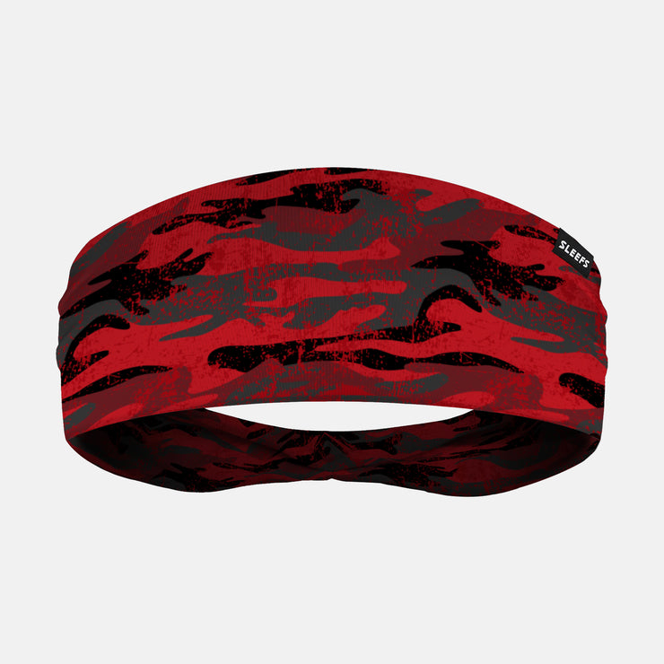 Woodland Red Headband