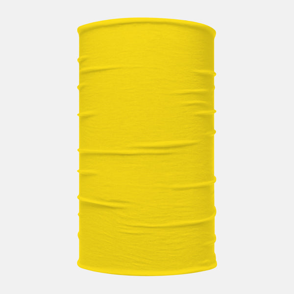 Yellow Neck Gaiter