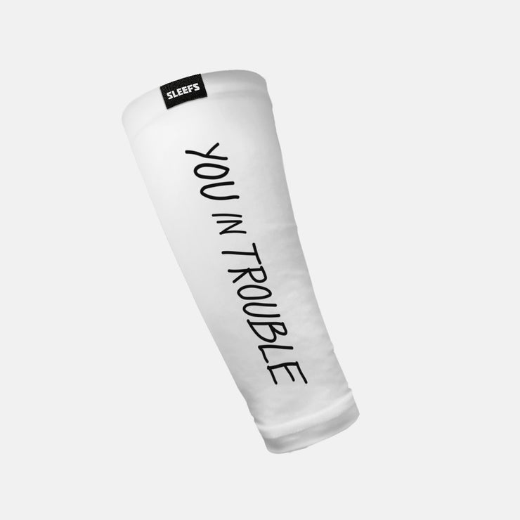 You in Trouble Forearm Compression Sleeve