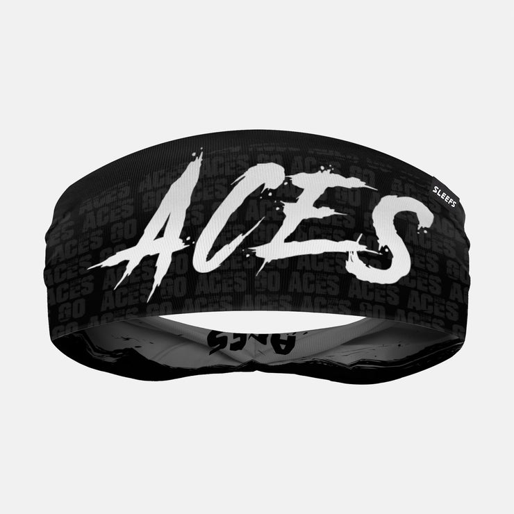Aces Doublesided Headband