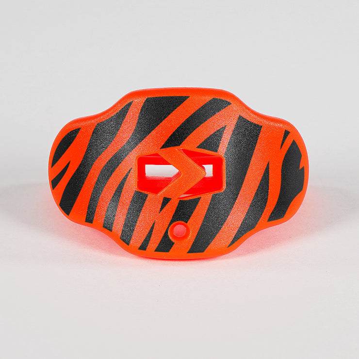 Tiger Orange Mouthguard