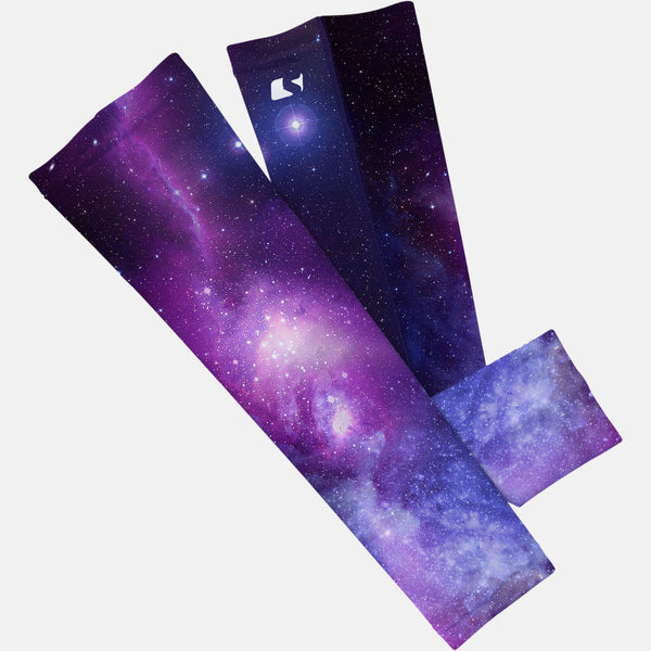 Pair of Nebula Compression Arm Sleeves