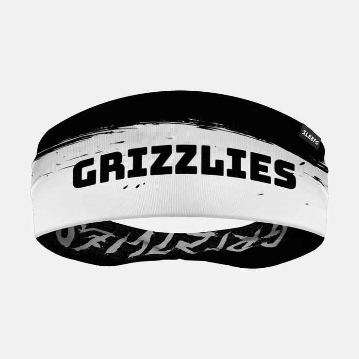 Grizzlies Doublesided Headband
