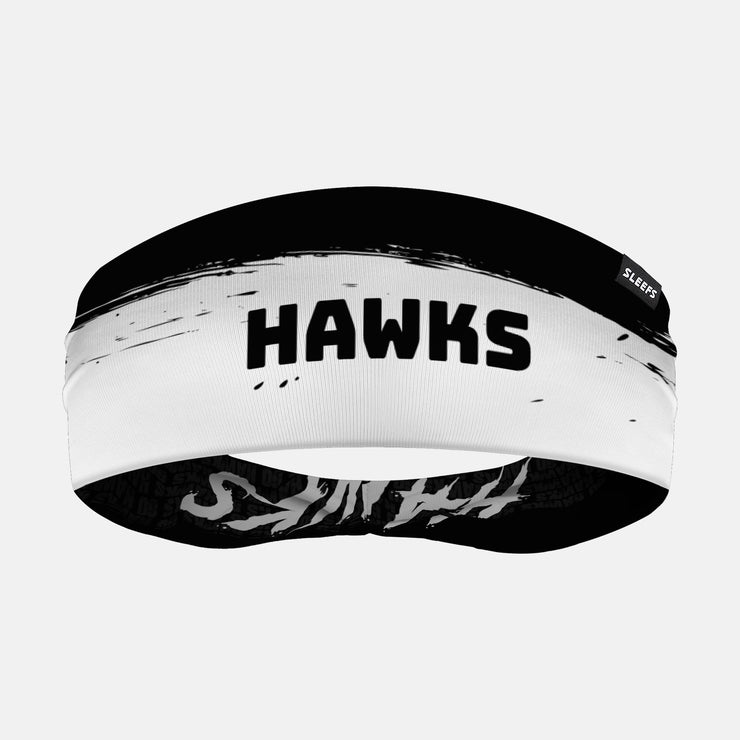 Hawks Doublesided Headband