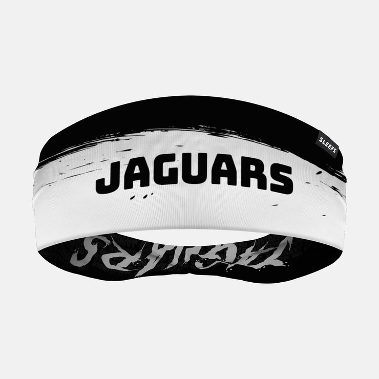 Jaguars Doublesided Headband