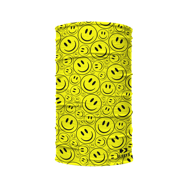 Smiley Faces Kids Neck Gaiter