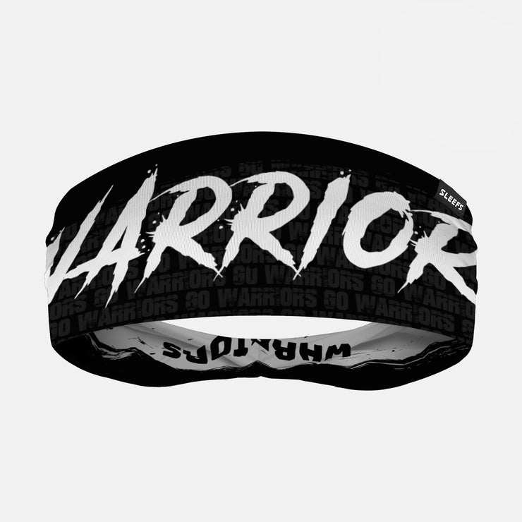 Warriors Doublesided Headband