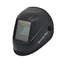 "MP011001 Auto Darkening Welding Helmet, Large Viewing 3.94"" x 2.44"