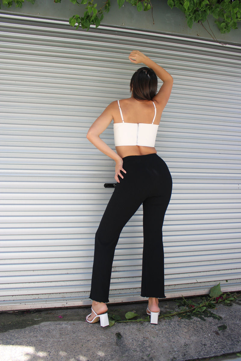 Kellie Ribbed Pants