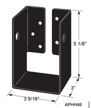 Load image into Gallery viewer, Outdoor Accents Concealed-Flange Heavy Joist Hanger - Order Simpson