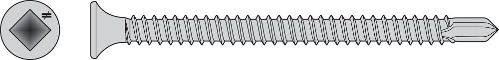 Self-Drilling Bugle-Head Screw - The Woodshed