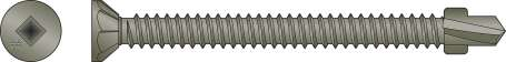 SHEATHING-TO-CFS Screw (Collated) - The Woodshed