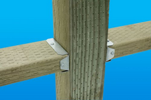 Load image into Gallery viewer, Fence Rail Brackets - Order Simpson