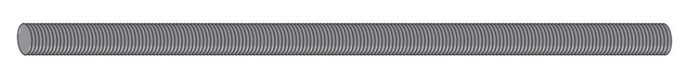 Standard-Strength, Fully Threaded Rod - Order Simpson