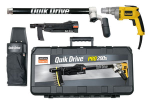 Quik Drive® PRO200SG2 Multi-Purpose System - The Woodshed