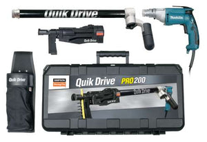 Quik Drive® PRO200G2 Drywall System - The Woodshed