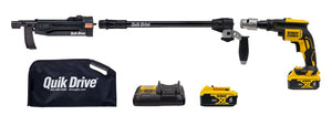 Quik Drive® Cordless PRO200SG2 Multi-Purpose System - The Woodshed