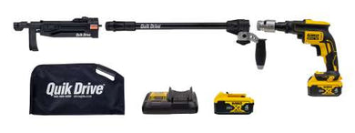 Quik Drive® Cordless PRO250G2 Subfloor System - The Woodshed