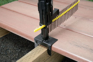 Quik Drive® Decking Noseclip - Order Simpson