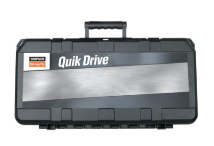 Quik Drive® Tool Case – PRO Kits - The Woodshed