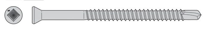 Self-Drilling Siding Screw - Order Simpson
