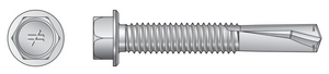 Strong-Drive® Self-Drilling X Metal Screw (Collated) - Order Simpson