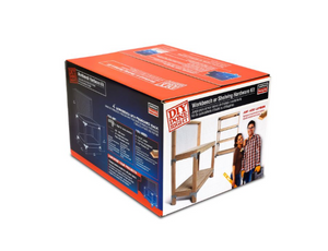 Workbench and Shelving Hardware Kit - The Woodshed