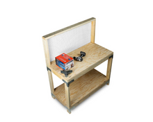 Load image into Gallery viewer, Workbench and Shelving Hardware Kit - The Woodshed
