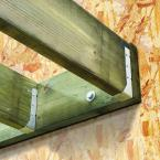 LUC ZMAX Face-Mount Concealed-Flange - The Woodshed