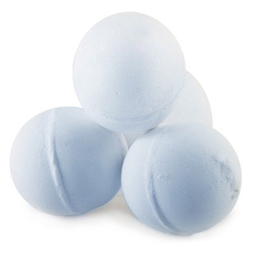 BATH BOMBS - Lavender & Marjoram Essential Oils [3 x bath bombs] - Strelitzia's Floristry & Irish Craft Shop