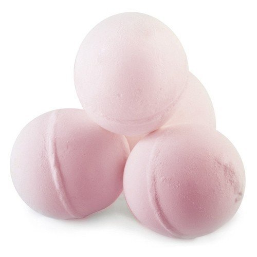 BATH BOMBS - Frankincense & Rose Essential Oils [3 x bath bombs] - Strelitzia's Floristry & Irish Craft Shop