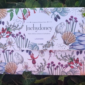 Inchydoney Scented Drawer Liner - Strelitzia's Floristry & Irish Craft Shop