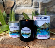 Load image into Gallery viewer, Glengarriff Organic Soy Candle - Relax & Unwind - Strelitzia's Floristry & Irish Craft Shop