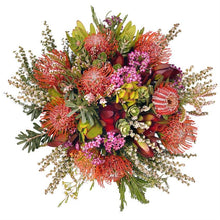 Load image into Gallery viewer, Tropical Sunset - Protea Flower Bouquet - Strelitzia's Floristry & Irish Craft Shop