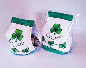 Irish Shamrock Tea cosy - Strelitzia's Floristry & Irish Craft Shop