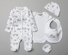 Load image into Gallery viewer, Baby Layette Set - Deer Design - Strelitzia's Floristry & Irish Craft Shop