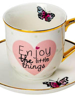 ENJOY THE LITTLE THINGS Fresh Flower Gift - Strelitzia's Floristry & Irish Craft Shop