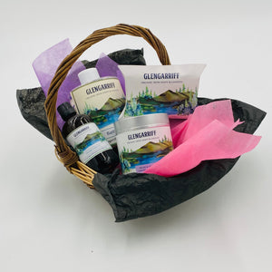 Bath Delights (Glengariff) - Gift Box - Strelitzia's Floristry & Irish Craft Shop