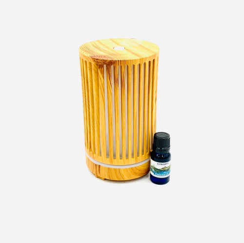 Bamboo Diffuser plus free essential oil - Strelitzia's Floristry & Irish Craft Shop