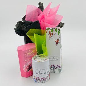 Sensual Delights (Inchydoney) - Gift Box - Strelitzia's Floristry & Irish Craft Shop